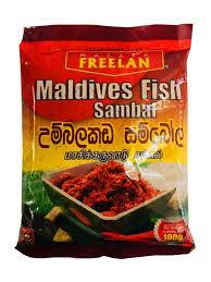 MD Maldive Fish Sambol 300g